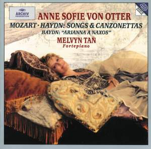Haydn & Mozart: Songs and Canzonettas