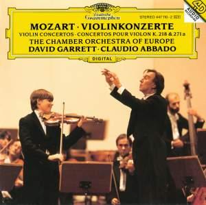 Mozart: Violin Concerto Nos. 4 & 7