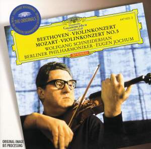 Beethoven: Violin Concerto in D major, Op. 61, etc.