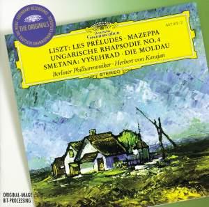 Herbert von Karajan conducts Liszt & Smetana
