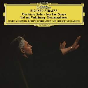 Richard Strauss: Four Last Songs, Metamorphosen and Tod und Verklärung