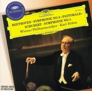 Beethoven: Symphony No. 6 & Schubert: Symphony No. 5