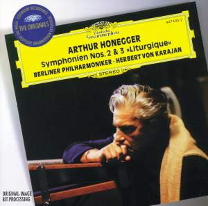 Honegger: Symphony No. 2 in D for strings and trumpet, etc. Product Image