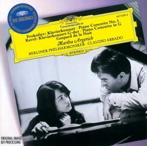 Prokofiev: Piano Concerto No. 3 & Ravel: Piano Concerto