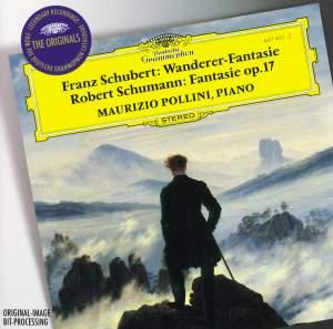 Schubert: Wanderer Fantasie & Schumann: Fantasie in C major