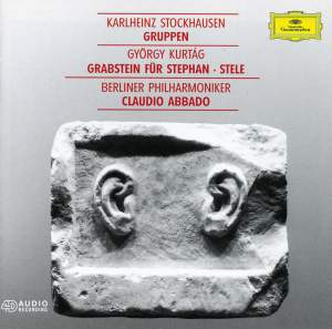 Stockhausen: Gruppen, etc.