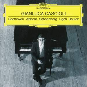 Beethoven, Webern, Schoenberg, Ligeti & Boulez: Piano Works