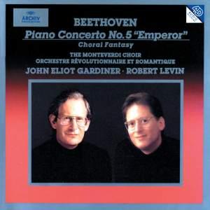 Beethoven: Piano Concerto No. 5 & Choral Fantasy