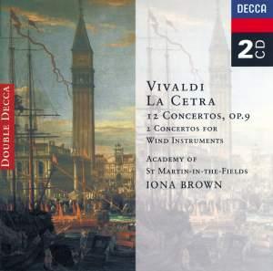 Vivaldi: La cetra - 12 concerti, Op. 9, etc.