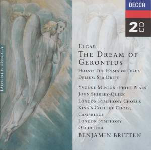 Elgar: The Dream of Gerontius Product Image