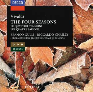 Vivaldi: The Four Seasons & other works for violin