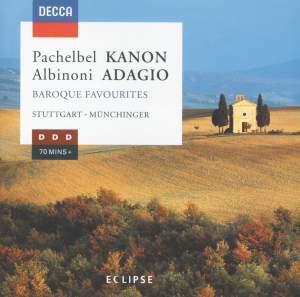 Pachelbel's Canon - Favourite Baroque Miniatures