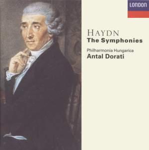 Haydn: Symphonies Nos. 1 - 104