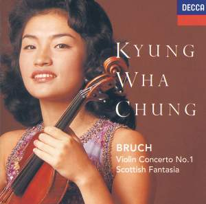Bruch: Violin Concerto No.1; Scottish Fantasia