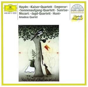 Haydn: String Quartets 'Emperor' & 'Sunrise' and Mozart: String Quartet 'The Hunt'