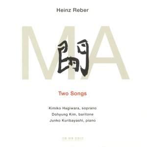Heinz Reber: MA - Two Songs