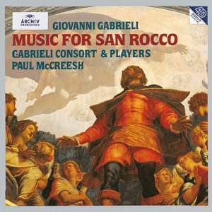 Gabrieli: Music for San Rocco (1608) Product Image