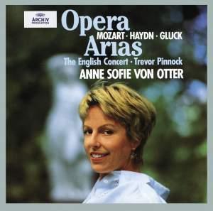 Mozart, Haydn & Gluck: Opera Arias