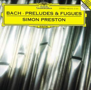 J. S. Bach - Organ Works Product Image