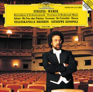 Weber and R Strauss: Overtures & Orchestral Music