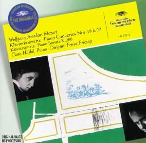 Mozart: Piano Concerto No. 19 in F major, K459, etc.