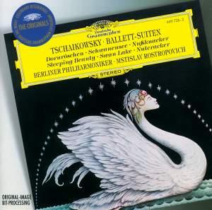 Tchaikovsky: Sleeping Beauty, Suite, Op. 66a, etc.