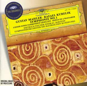 Mahler: Symphony No. 1 & Lieder eines fahrenden Gesellen