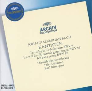JS Bach: Three Cantatas