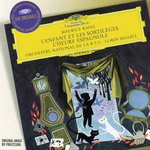 Ravel: Le Chant du Rossignol & L'heure Espagnole