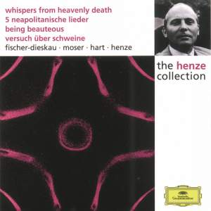 Henze: Whispers from Heavenly Death and other works