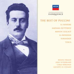 Puccini Greatest Hits