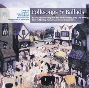 Britten: Folksongs and Ballads
