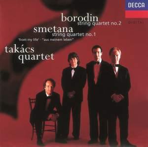 Borodin & Smetana: String Quartets
