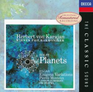 Holst: The Planets, Op. 32, etc.