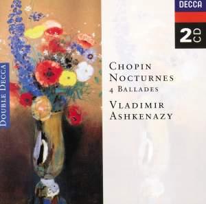 Chopin - Nocturnes & Ballades