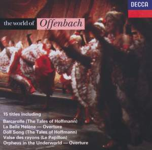 The World of Offenbach Product Image