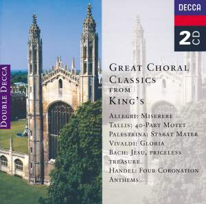 Great Choral Classics from Kings