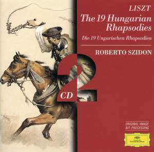 Liszt: The 19 Hungarian Rhapsodies