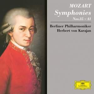 Mozart - Symphonies Nos. 39, 40 & 41
