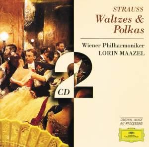 Johann & Josef Strauss - Waltzes & Polkas