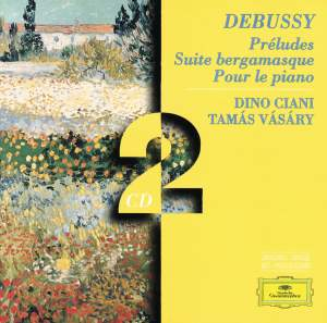Debussy: Préludes and other piano works