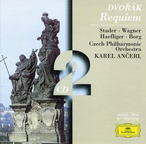 Dvorak: Requiem & Biblical Songs