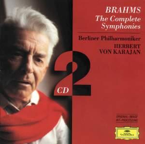 Brahms: Symphonies Nos. 1-4 (Complete)