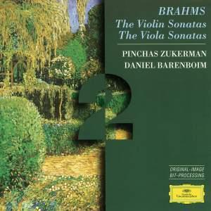 Brahms - Violin & Viola Sonatas