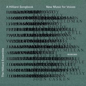 A Hilliard Songbook - New Music for Voices