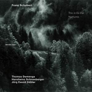 Schubert: Piano Trio No. 2 & Notturno in E flat major