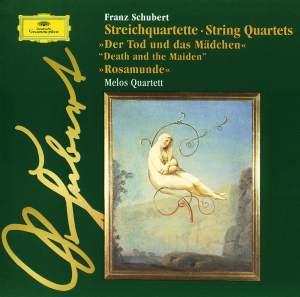 Schubert: String Quartets 'Rosamunde' & 'Death and the Maiden'