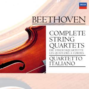 Beethoven - The Complete String Quartets Product Image