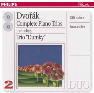 Dvorak: Piano Trios Nos. 1-4 (Complete)