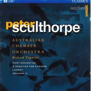Peter Sculthorpe - Music for Strings